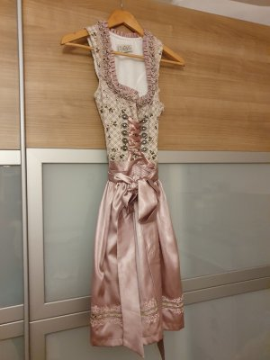 Landhaus by C&A Vestido Dirndl rosa empolvado