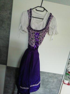 Stockerpoint Vestido Dirndl lila
