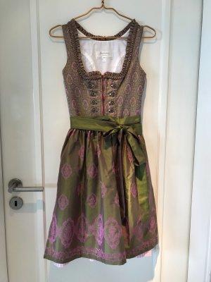 Angermaier Midi-jurk veelkleurig