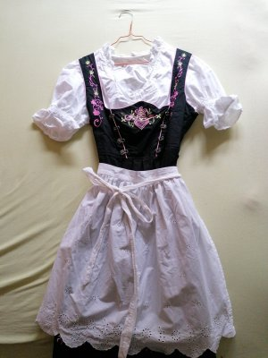 Alpentracht Dirndl multicolored