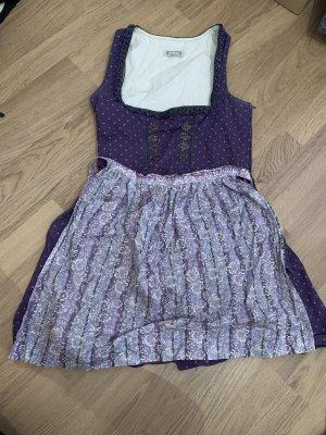 Hannah Jo Traditional Skirt lilac-white