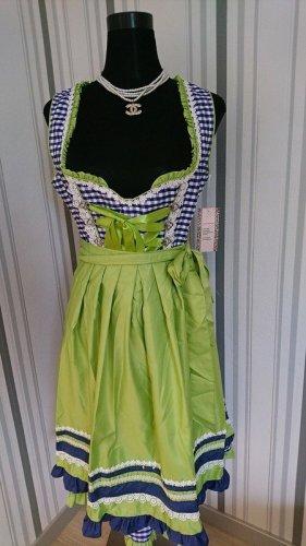 Dirndline Vestido Dirndl multicolor Poliéster