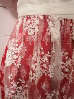Amisu Wraparound white-red