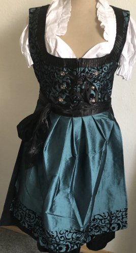 weiss nicht Corsage Dress multicolored