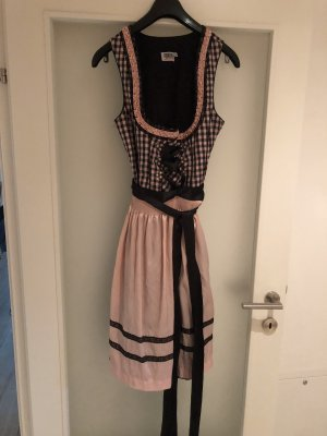 Country Line Dirndl pink-black