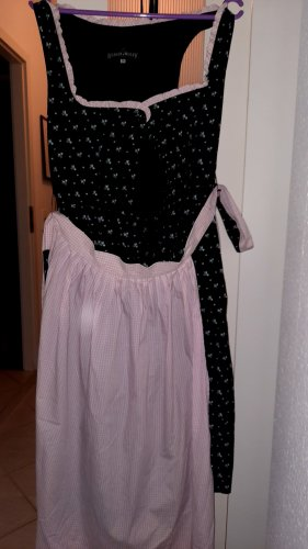 Berwin & Wolff Dirndl black-light pink