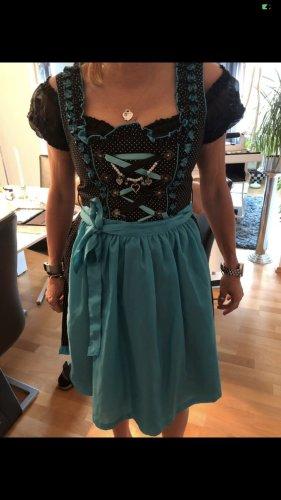 Almenrausch Bustier Dress multicolored