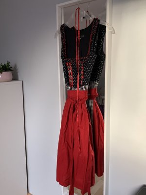 Berwin & Wolff Robe mi-longue multicolore