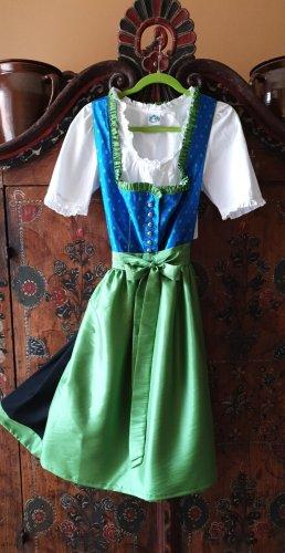 renard Vestido Dirndl multicolor