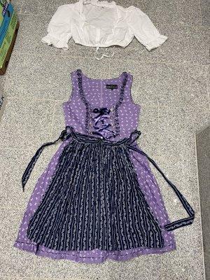 Berwin & Wolff A Line Dress multicolored