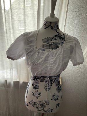 Distler Tradycyjna bluzka biały
