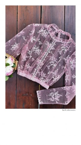 Traditional Blouse multicolored