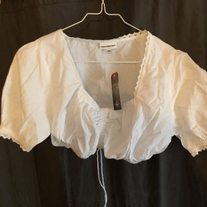 Stockerpoint Traditional Blouse white