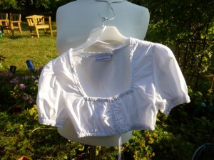 Stockerpoint Carmen blouse wit
