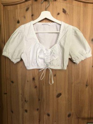 Stockerpoint Blusa tradizionale bianco
