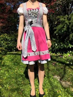 Country Line Dirndl multicolored cotton