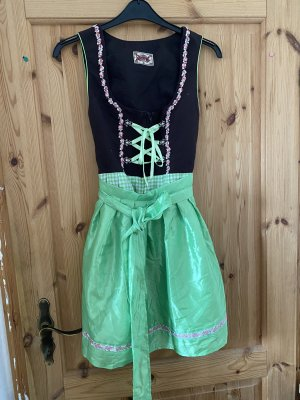 Stockerpoint Dirndl dark brown-green