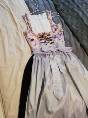 Distler Dirndl purple-pink