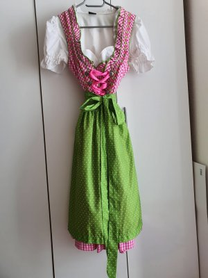 Esmara Dirndl multicolored cotton