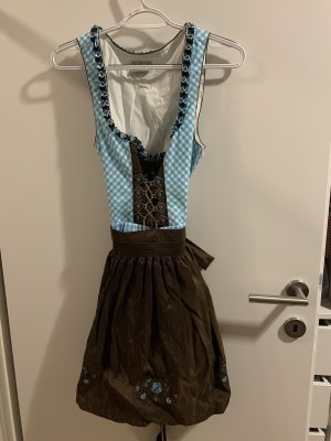 Landhaus by C&A Dirndl light blue-brown