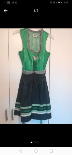 Country Line Dirndl green