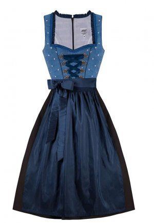 Moser Dirndl multicolore polyester