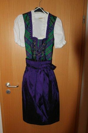 Dirndl, Gr. 40 inklusive Bluse