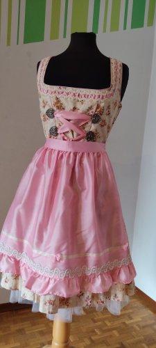 Dirndl, Gr. 40, MONDKINI, Trachtenkleid, Kleid mit Schürze