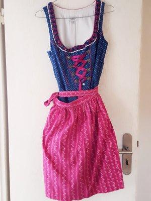 Country Life Midi Dress multicolored