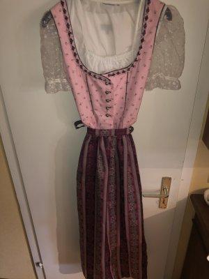 Stockerpoint Dirndl rosa pallido-rosa antico
