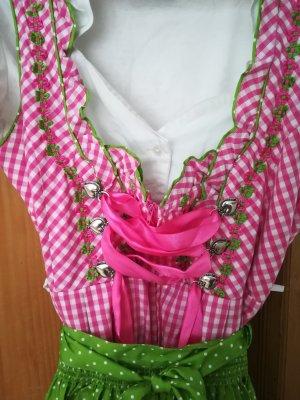 Esmara Dirndl roze-lichtgroen