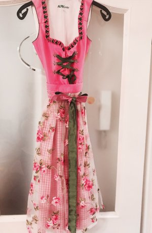 Vestido bustier multicolor