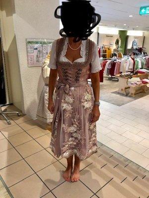 Dirndl  Kleid rosa Gr. 34 , 36