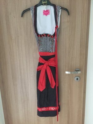 Krüger Traditional Dress multicolored