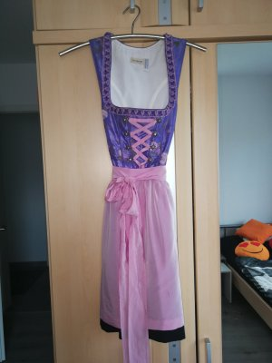Landhaus by C&A Dirndl black-purple