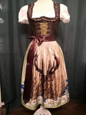 Gamsbock Bustier Dress multicolored