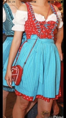 Country Life Dirndl multicolore