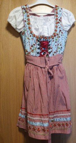edelheiss Vestido corsage multicolor