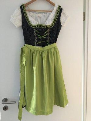 Birkhahn Midi-jurk veelkleurig