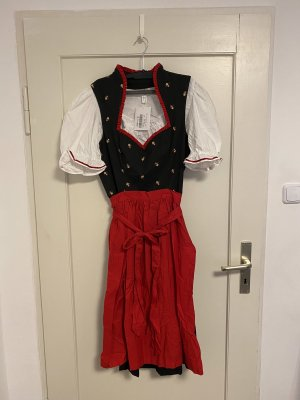 Quelle Dirndl multicolore