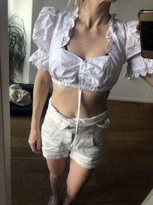 C&A Knitted Top white