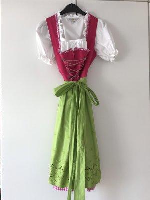 Original Steindl Vestido Dirndl multicolor Algodón