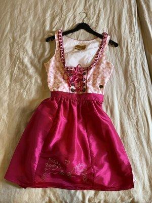 Dirndl Pink/ Rosa