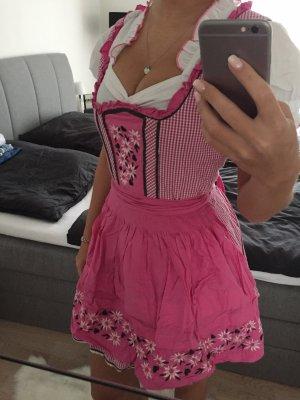 Dirndl rosa/pink