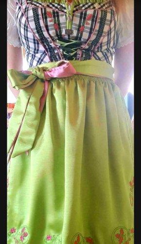 Spieht & Wensky Dirndl multicolored cotton