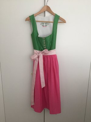 Sportalm Dirndl multicolored silk