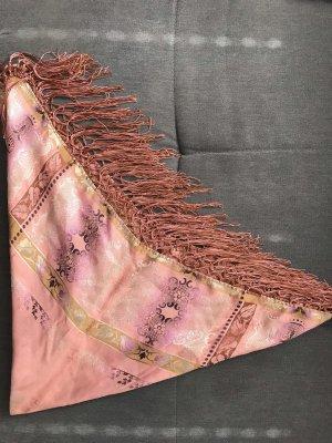Keine Marke Folkloristische sjaal veelkleurig