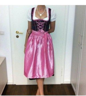 Berghaus Midi Dress black-pink