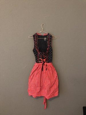 Almenrausch Midi-jurk veelkleurig