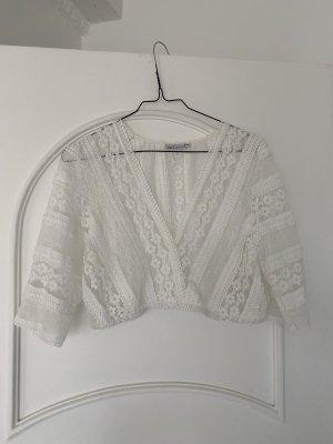 Melega Blusa tradizionale bianco